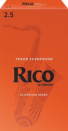 Rico by D'Addario Tenor Sax Reeds Cover
