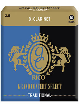 Rico Grand Concert Select E Flat Clarinet Reeds