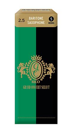 Rico Grand Concert Select Baritone Saxophone Reeds