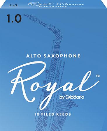 Royal by D'Addario Alto Sax Reeds