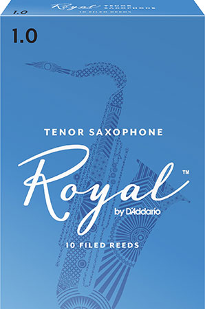 Royal by D'Addario Tenor Sax Reeds