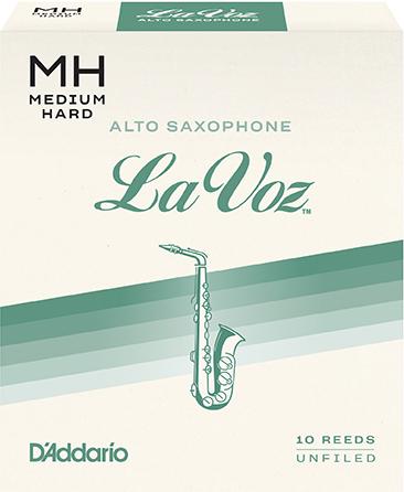 LaVoz Alto Saxophone Reeds