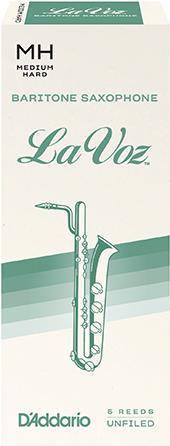 LaVoz Baritone Saxophone Reeds