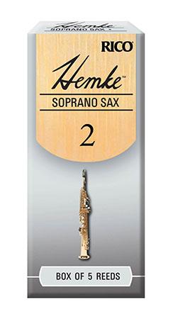Frederick L. Hemke Soprano Saxophone Reeds
