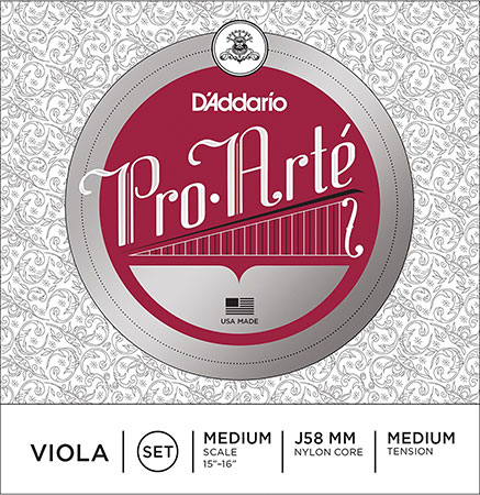 Pro-Arte Viola Strings