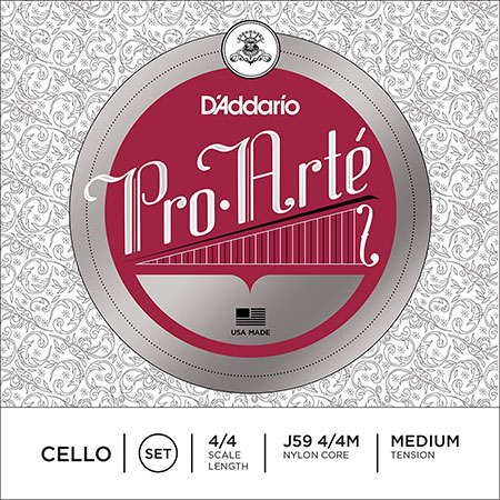 Pro-Arte Cello Strings