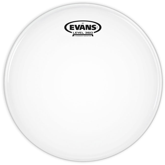 Evans G1 Coated Drum Heads