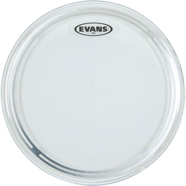 Evans EC2 SST Clear Drum Heads