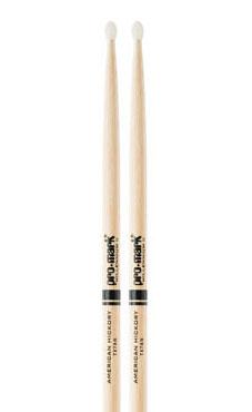Promark American Hickory Nylon Tip Drum Sticks
