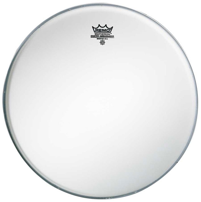 Remo Coated Ambassador Drum Heads