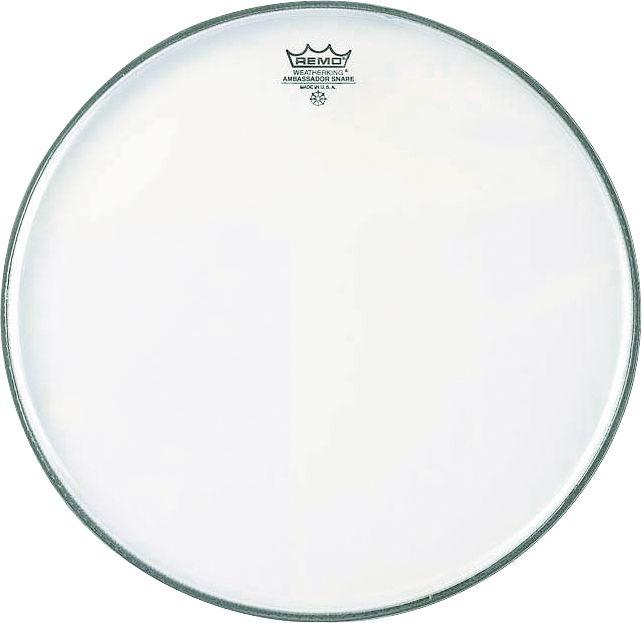 Remo Hazy Ambassador Snare Side Drum Heads
