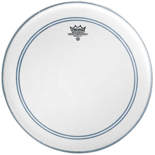 Remo Coated Powerstroke 3 Bass Drum Heads