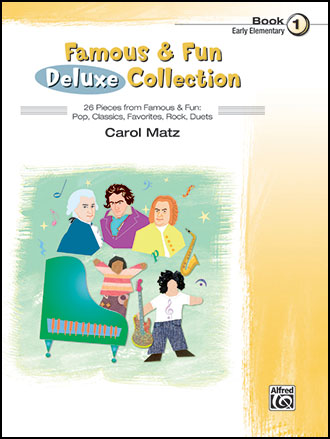 Famous and Fun Deluxe Collection