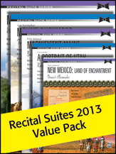 Recital Suites