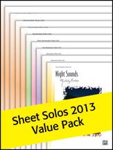 Recital Sheet Solos