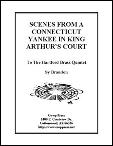 Scenes from A Connecticut Yankee in King Arthur's Court