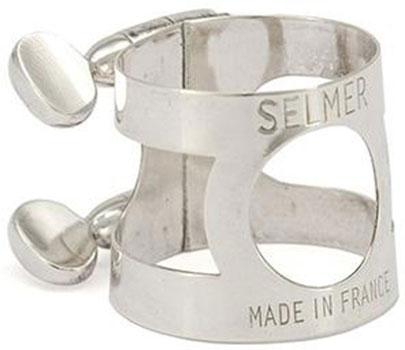 Selmer Paris Silver Plated Ligature