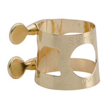 Selmer USA Gold Lacquered Saxophone Ligatures