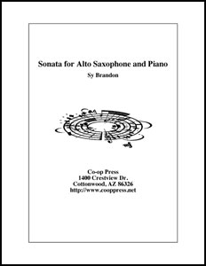 Sonata for Alto Sax and Piano