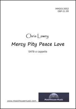 Mercy Pity Peace Love