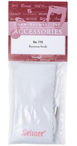Selmer Bassoon Swab Cloth Lightweight