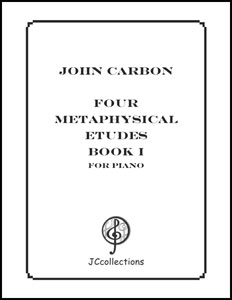 Four Metaphysical Etudes Book I