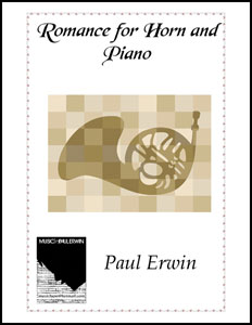 Romance for Horn and Piano