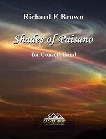 Shades of Paisano