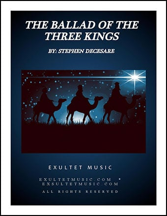 The Ballad Of The Three Kings