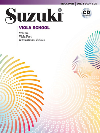 Suzuki Viola School, Vol. 1
