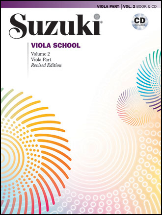 Suzuki Viola School, Vol. 2