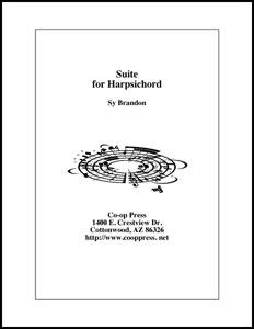 Suite for Harpsichord Thumbnail