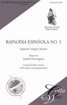 Rapsodia Espanola No. 1 Thumbnail