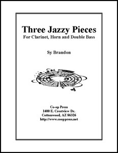 Three Jazzy Pieces
