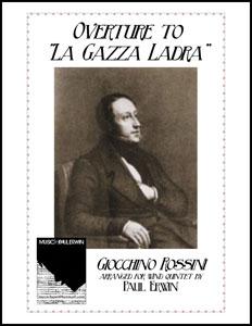 Overture to La Gazza Ladra