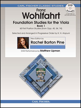Foundation Studies for the Viola No. 1