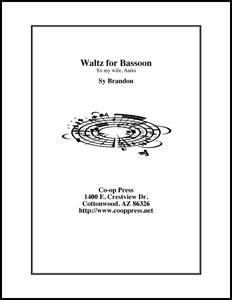 Waltz for Bassoon