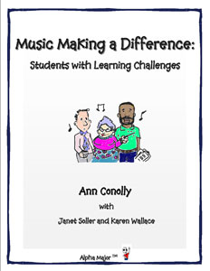Music Making a Difference: Students with Learning Challenges #1
