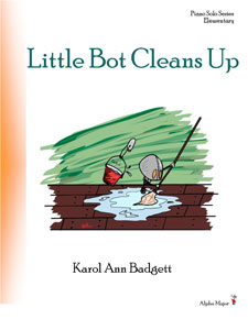 Little Bot Cleans Up