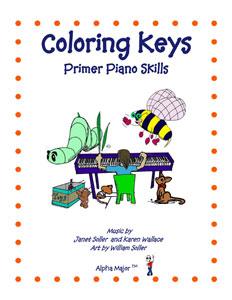 Coloring Keys