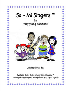 So-Mi Singers Workbook