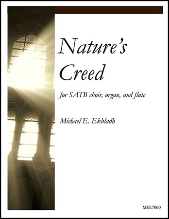 Nature's Creed
