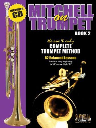 Mitchell on Trumpet, Book 2
