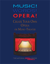 Music! Words! Opera!