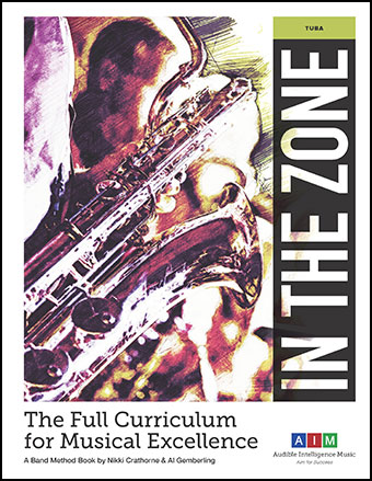 In The Zone Beginning Band Method