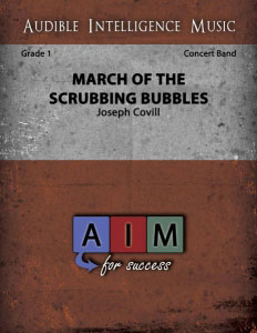 March of the Scrubbing Bubbles
