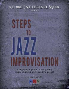 Steps to Jazz Improvisation