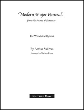 Modern Major General with Recitative