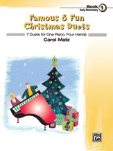 Famous and Fun Christmas Duets