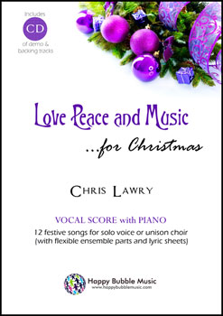 Love Peace and Music for Christmas